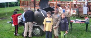 Troop 154 Cookout